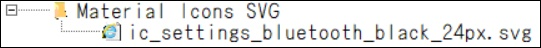 SVGファイルの構造
