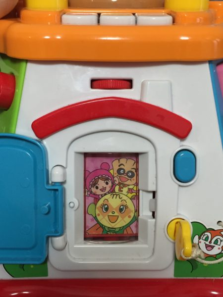 メロンパンナちゃんのドアイメージ