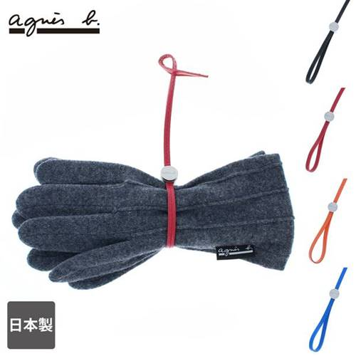 アニエスベーの手袋