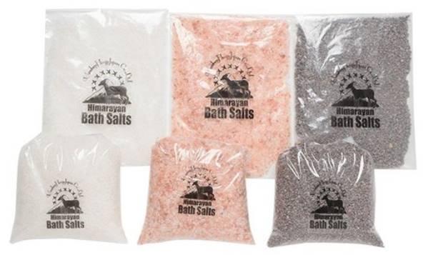 ヒマラヤ岩塩 バスソルト ホワイト あら塩