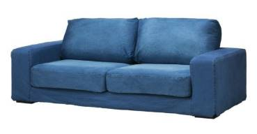FRANKLIN SOFA BASIC DENIM 2P