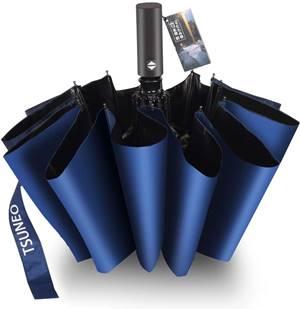 ビッグサイズの折りたたみ傘